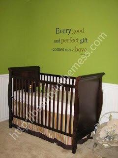 Crib Nursery