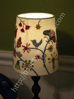 Nursery Lamp IKEA