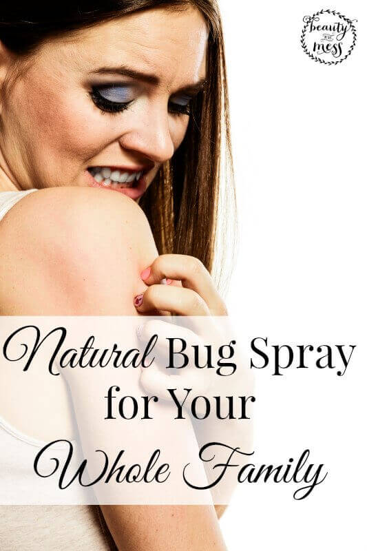 natural bug spray recipe