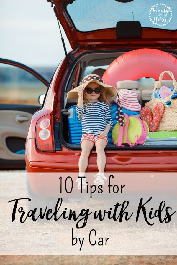Do you start sweating and get anxious with just the thought of traveling with littles? 
