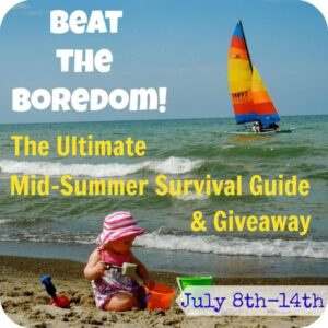 Summer Series: Beat the Boredom