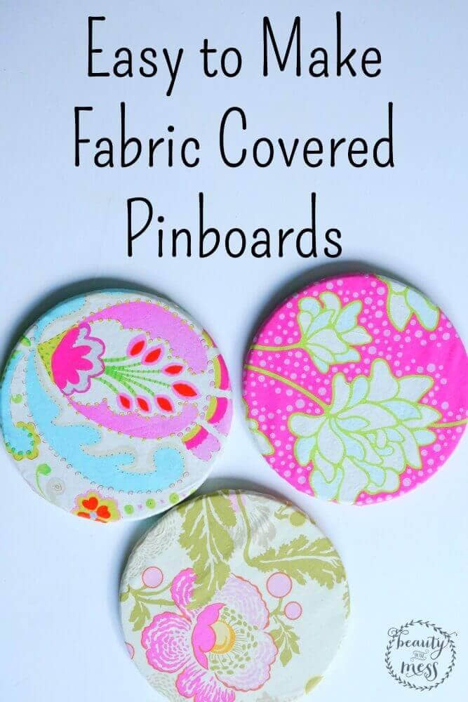 Fabric Covered Pinboards-2