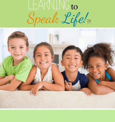 Learning to Speak Life: Fruit of the Spirit Review