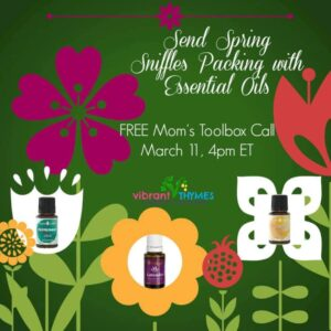 Moms Toolbox March Call