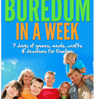 Protected: FREE eBook: Beat the Boredom in a Week