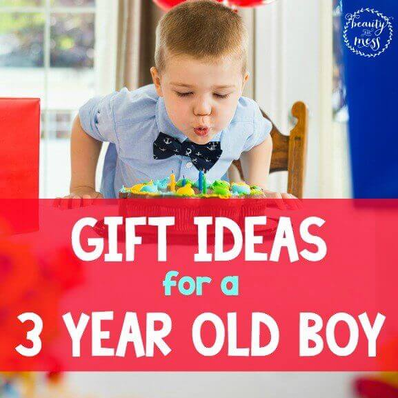 Gift Ideas for a three year old boy square-2