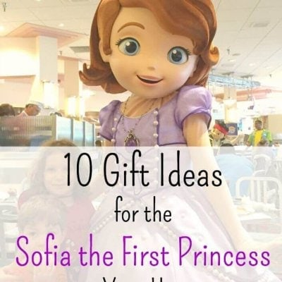 10 Gift Ideas for the Sofia the First Princess in Your House