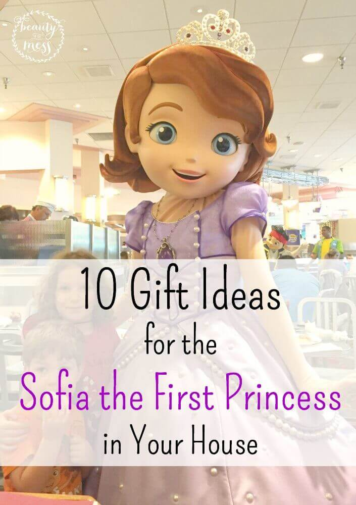 5e7062bc8f 10 Gift Ideas for the Sofia the First Princess in Your House