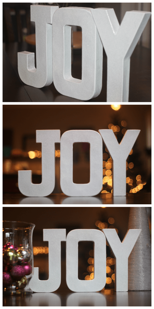 Completed JOY