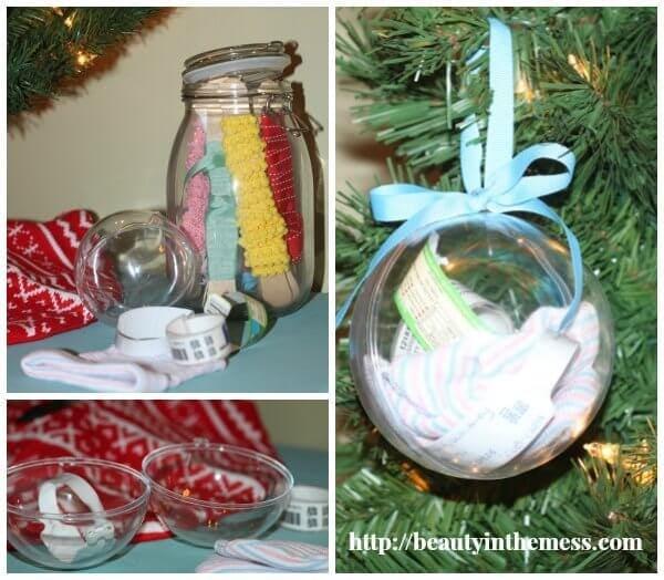 Keepsake Ornament collage