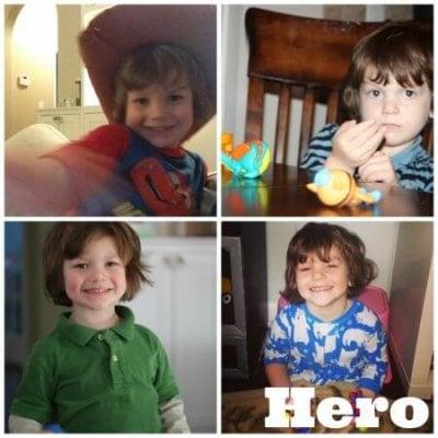 Five Minute Friday: Hero
