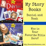 My Story Daniel and My Story Noah Review