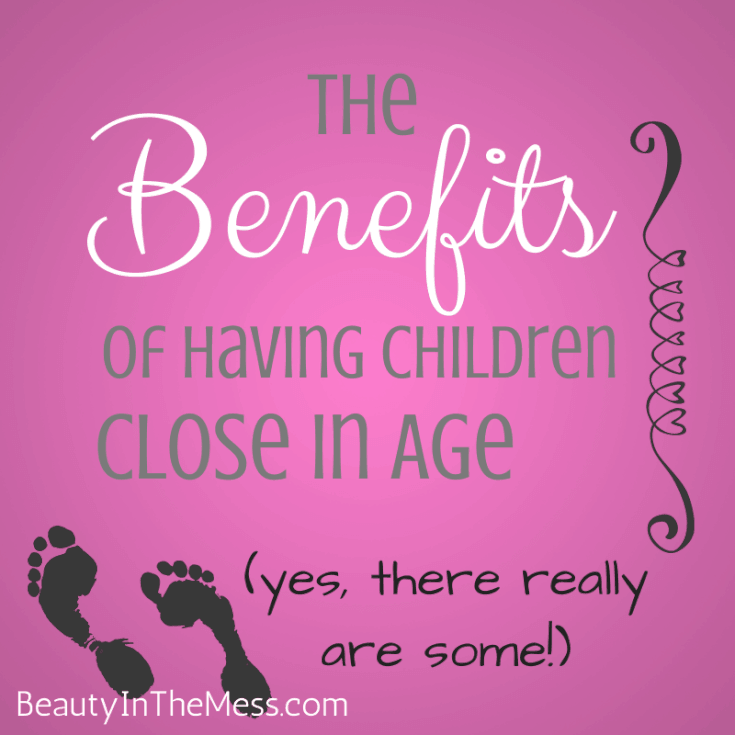 benefits-of-children-close-in-age