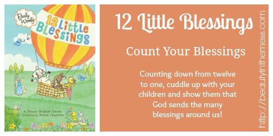 12 Little Blessings Post