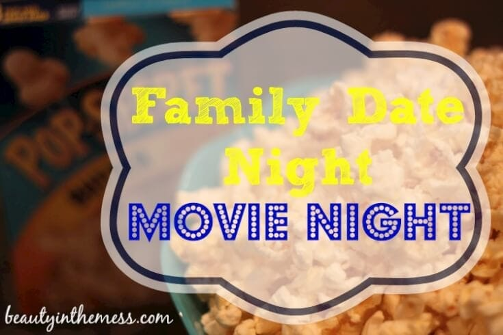 Family Date Night Feature