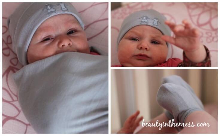Merino Kids Baby Set