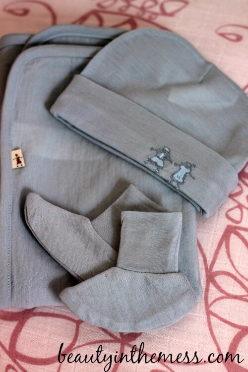 Merino Kids Wool Set