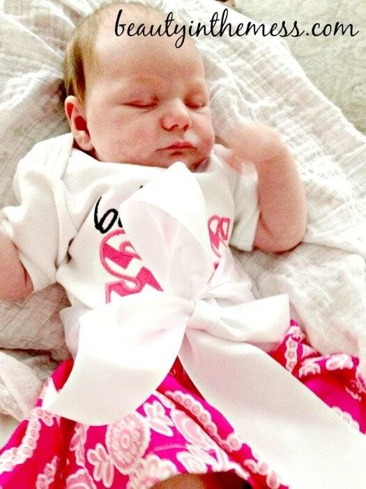 Mod Mum Infant Skirt