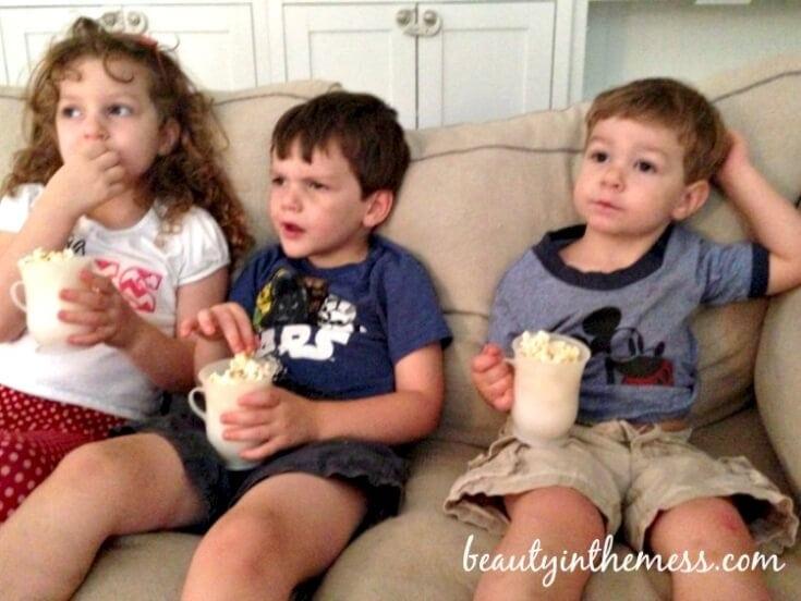 Pop Secret Movie Night Kids