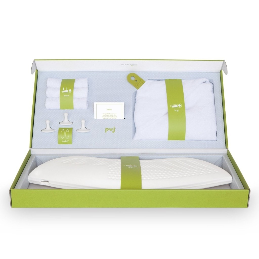 Puj Flyte Splash Bath Set