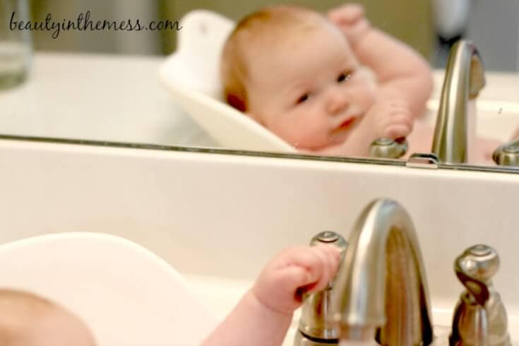Puj Flyte baby sink