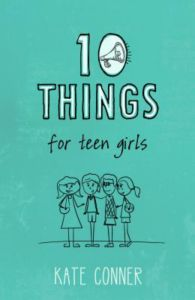 10 Things for Teen Girls {review and giveaway}
