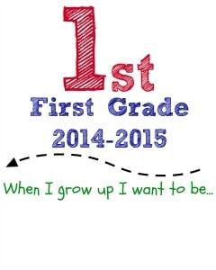First Grade Click