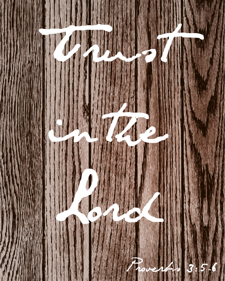 Free Scripture Printables for Your Home, Office, Locker, and