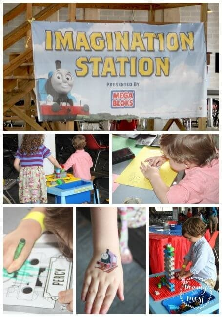 Day Out with Thomas Imagination Station