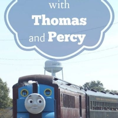 Day Out with Thomas and Percy