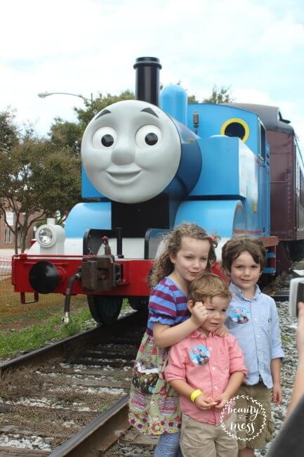 Pictures with Thomas