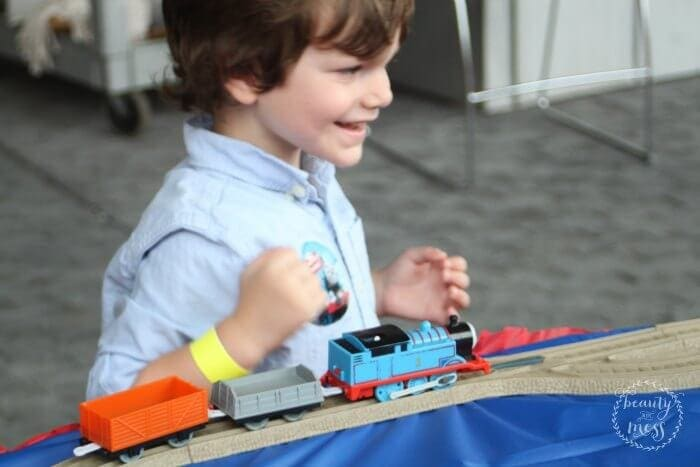 Thomas the Train Joy