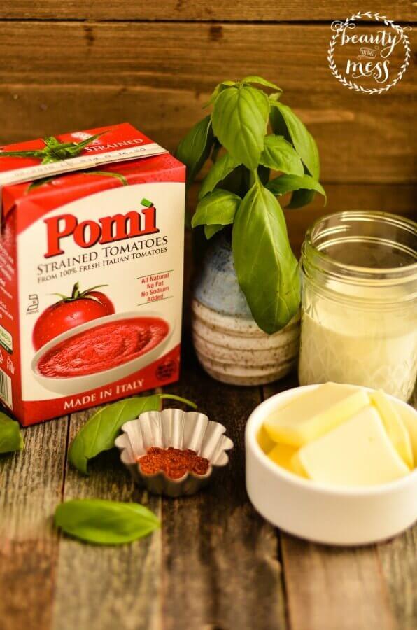 Tomato Basil Soup 1
