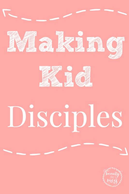 Making Kids Disciples