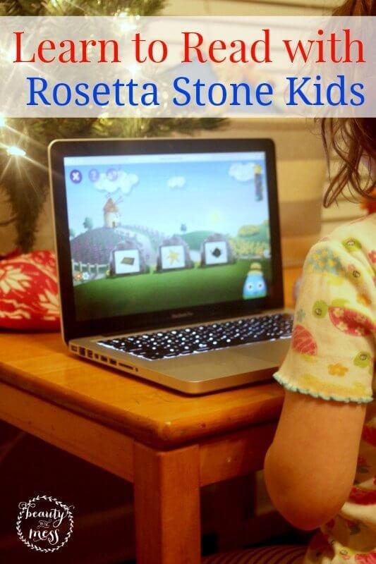 Rosetta Stone Kids