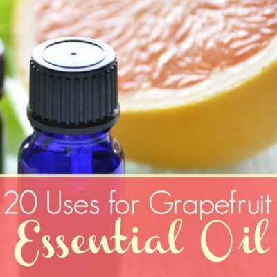 Learn 20 Grapefruit Essential Oil Uses