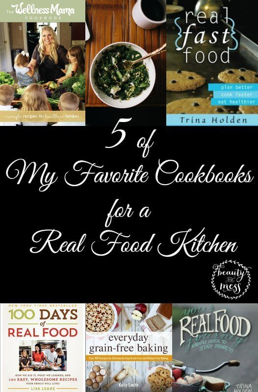 5 Favorite cookbooks for a real food kitchen-2