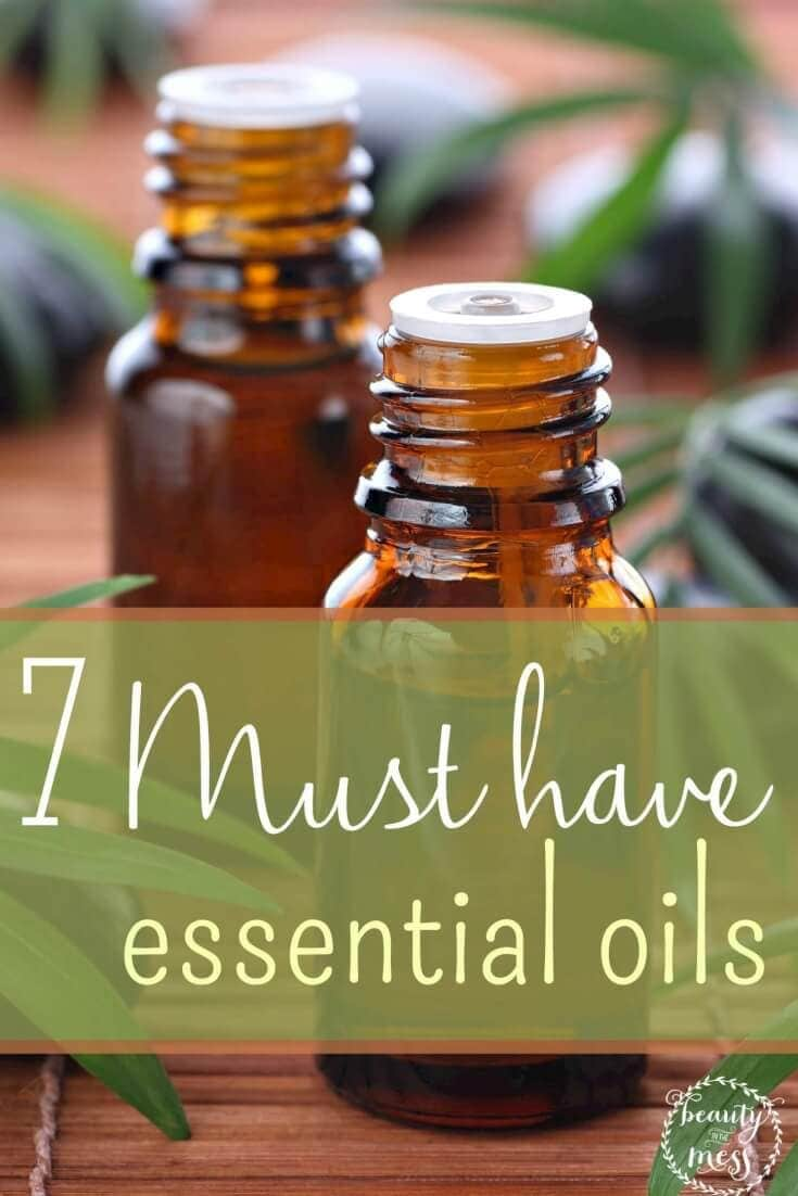 Must Have Makeup Brushes: 7 Must Have Essential Oils