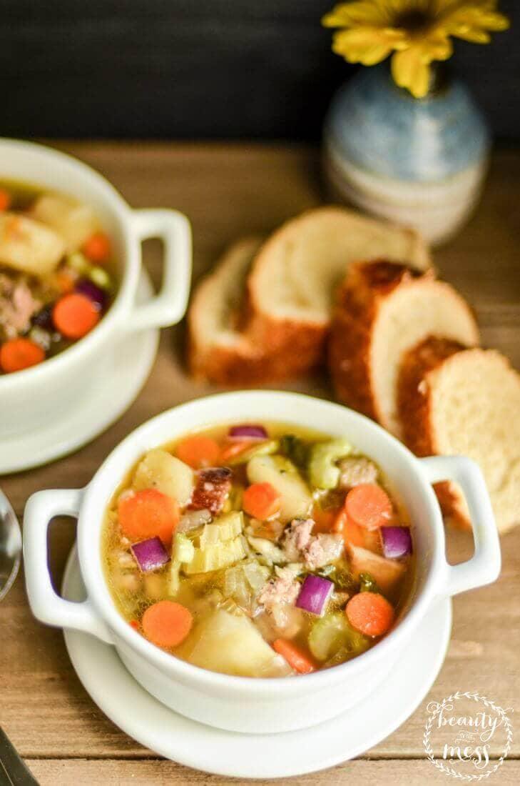 Zuppa toscana soup for Olive garden copycat zuppa toscana