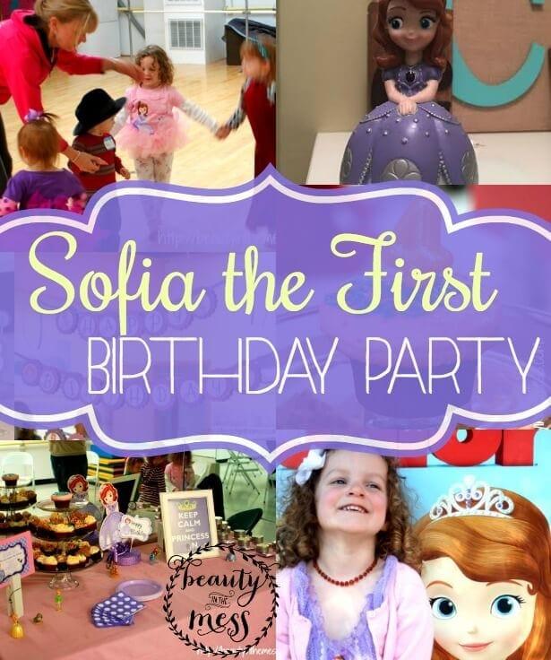 Sofia the First Birthday-2