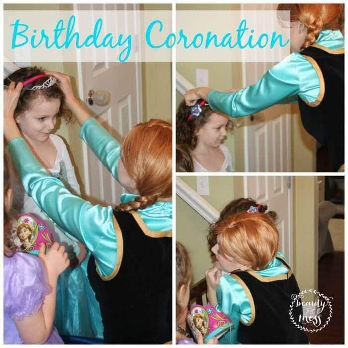 Birthday Coronation Frozen disneyside-2