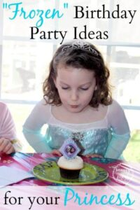 Frozen Birthday Party Ideas for Your Princess