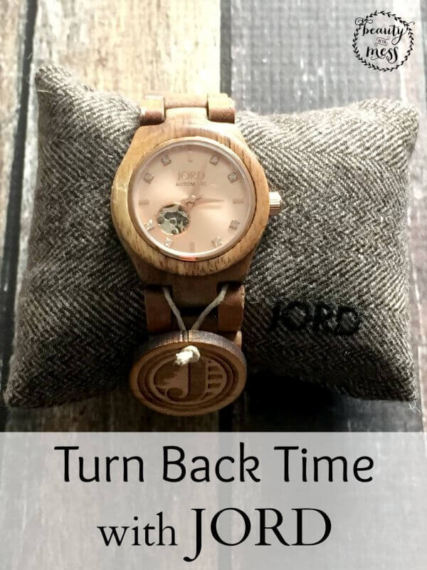 Turn Back Time with JORD-2