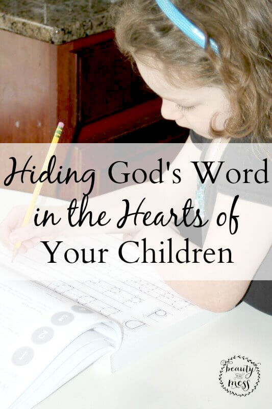 Write Through the Bible Feature
