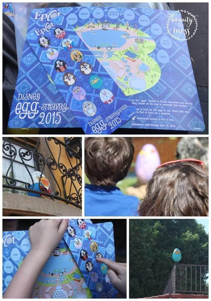 Eggstravaganza Epcot Disney-2