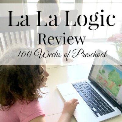 La La Logic Preschool Curriculum Review