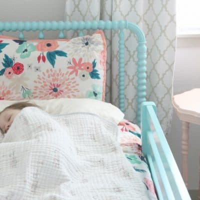 4 Ways to Help Your Toddler Stay in Their Bed at Night
