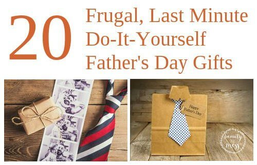 20 frugal last minute do it yourself fathers day gifts frugal last minute diy fathers day 2 solutioingenieria Images