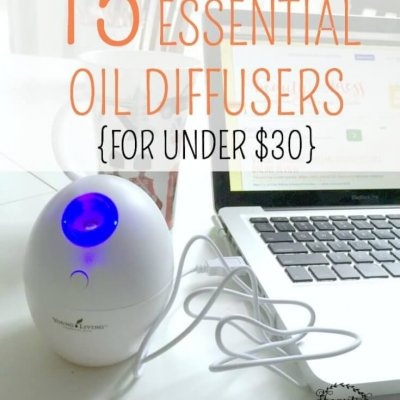 15 Essential Oil Diffusers for Under $30