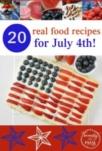 4th of july recipes for